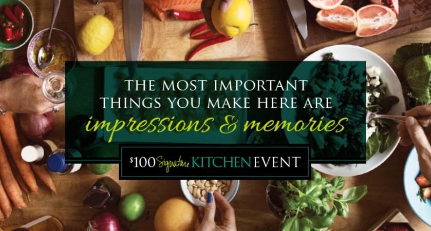 $100 Kitchen